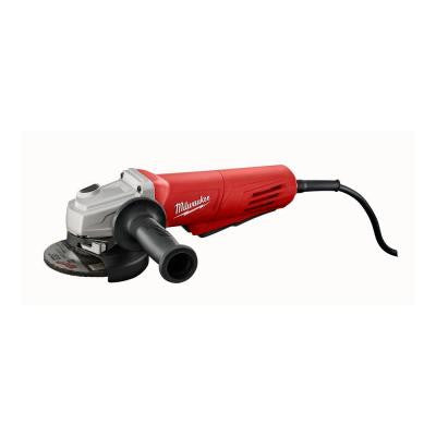 11-Amp 4.5 in. Small Angle Grinder with Paddle Switch