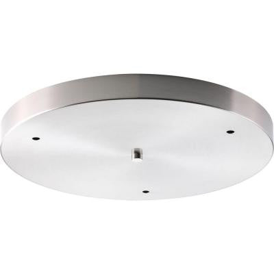 Brushed Nickel Accessory Canopy