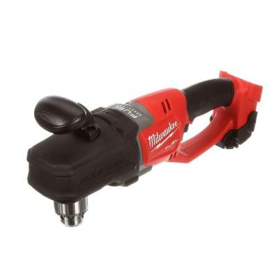 M18 FUEL 18-Volt Brushless Lithium-Ion Hole Hawg 1/2 in. Right Angle Drill (Bare Tool)