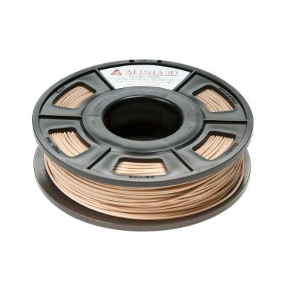Specialty 1.75 mm Wood-Infused PLA Plastic 3D-Printer Filament