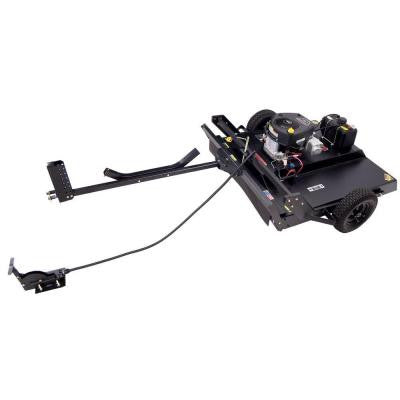 44 in. 14.5 HP 12-Volt Briggs & Stratton Gas Rough-Cut Trail Cutter - California Compliant