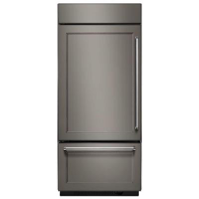 20.9 cu. ft. Built-In Bottom Freezer Refrigerator, Panel Ready