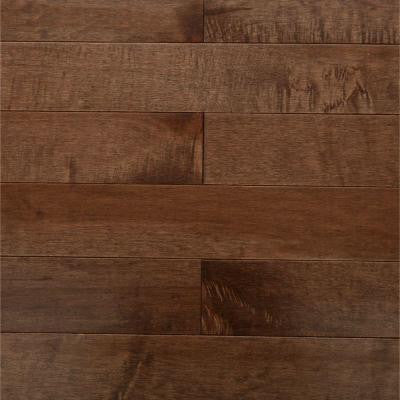 American Originals Carob Maple 3/4 in. Thick x 3-1/4 in. Wide x Random Length Solid Hardwood Flooring (22 sq. ft. /case)