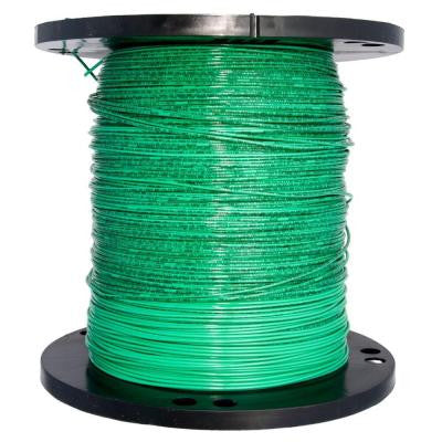 2500 ft. 14 Stranded THHN Wire - Green