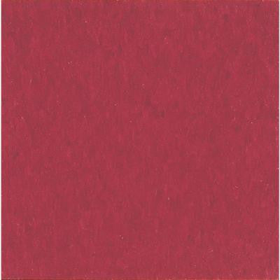 Imperial Texture 12 in. x 12 in. Cherry Red Standard Excelon Vinyl Tile (45 sq. ft. / case)