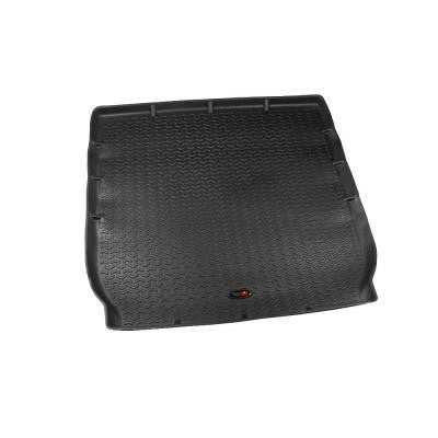 Cargo Liner Black 08-14 Buick Enclave and 09-14 Chevrolet Traverse