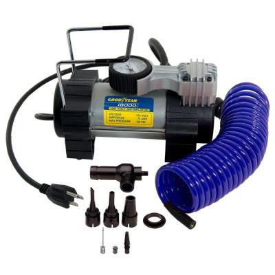 GoodYear 120-Volt Multi-Purpose Inflator
