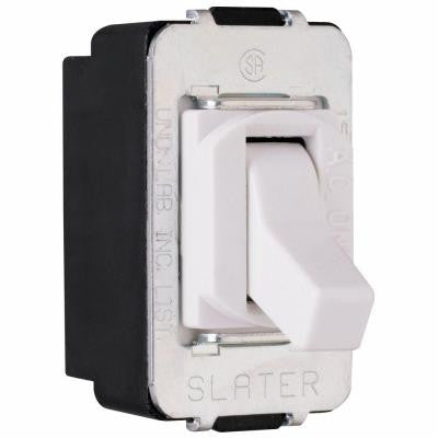 Despard 15 Amp 3 Way Toggle Switch - White