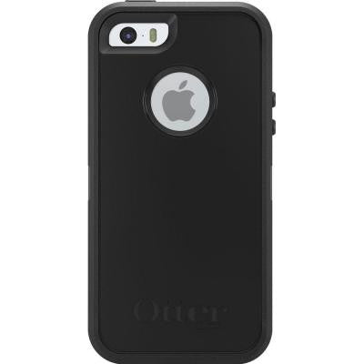 Defender Case for iPhone 5S - Black