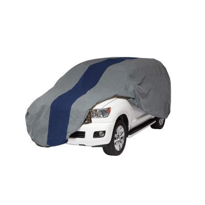 Double Defender SUV or Pickup with Shell/Bed Cap Semi-Custom Cover Fits up to 22 ft.