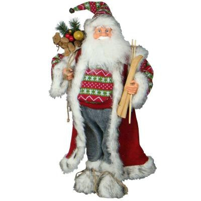 Plush Collection 26 in. Comfy Santa