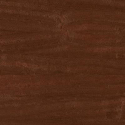 4 in. x 4 in. Wood Countertop Sample in Sapele Plank