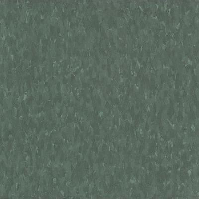 Imperial Texture 12 in. x 12 in. Greenery Standard Excelon Vinyl Tile (45 sq. ft. / case)