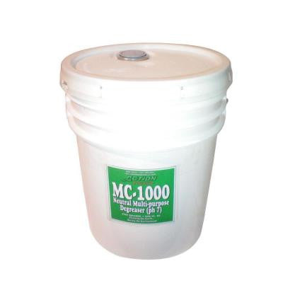 1-5 Gal. Pail Organic Neutral All-Purpose Cleaner with Available Cherry Scent (at 300% Super Concentrate)