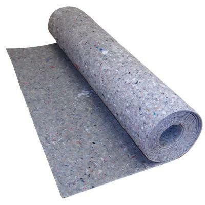 100 sq. ft. 3 ft. x 33.33 ft. x 1/8 in. Fiber Underlayment for Tile and Stone Floors
