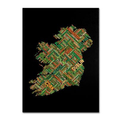 47 in. x 30 in. Ireland IV Canvas Art