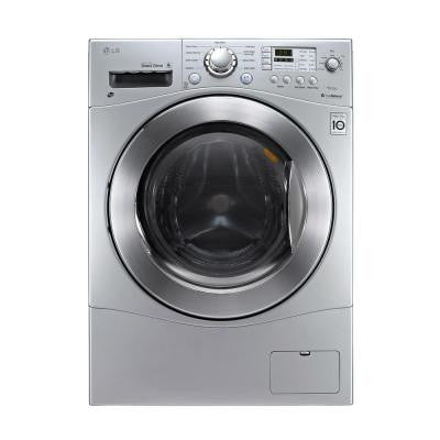 2.3 cu. ft. Washer and Electric Ventless Dryer in Silver