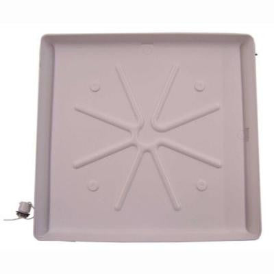 30 in. x 32 in. x 2 in. Washer Floor Tray
