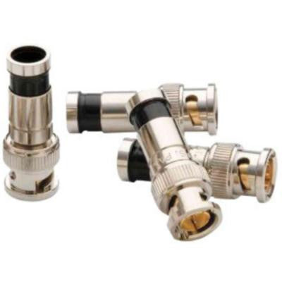 BNC-RG59/Q Compression Connectors (4-Pack)