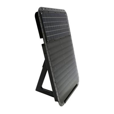Portable Interior/Exterior Solar Thermal Air Heater