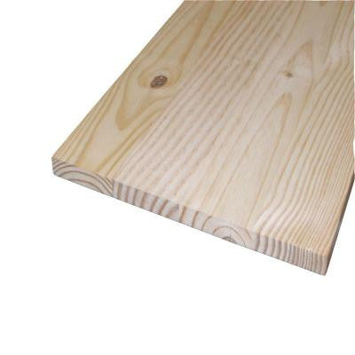 1 in. x 12 in. x 4 ft. Edge-Glued Board