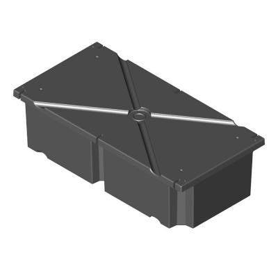 24 in. x 48 in. x 20 in. Dock System Float Drum