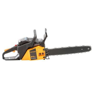 CS511 18 in. 51 cc 2-Cycle Gas Chainsaw with Carry case