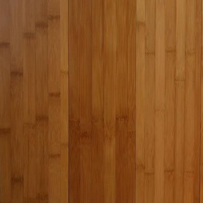 Carbonized Horizontal 1/2 in. Thick x 5.52 in. Wide x 37-3/4 in. Length Crossbond Bamboo Flooring (28.92 sq. ft. / case)