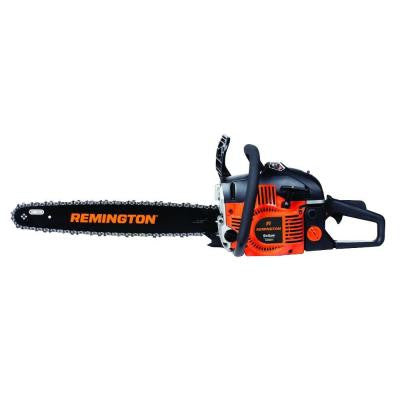 18 in. 46cc 2-Cycle Gas Chainsaw with Carry Case