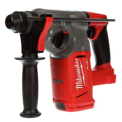 M18 FUEL 18-Volt Lithium-Ion Brushless 1 in. SDS-Plus Rotary Hammer