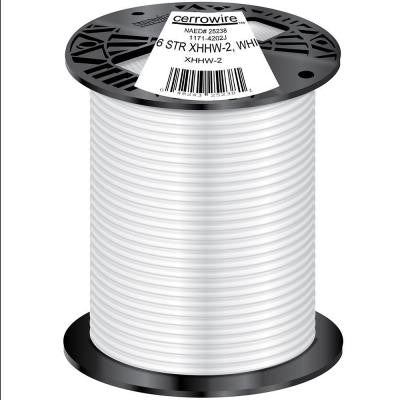 500 ft. 6/1 Stranded XHHW-2 Wire - White