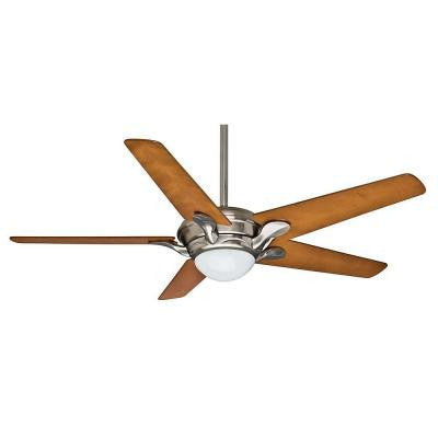 Bel Air 56 in. Brushed Nickel Ceiling Fan