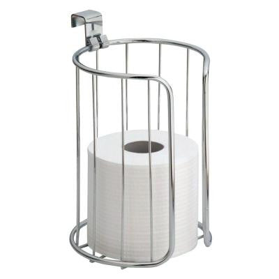 Classico Over Tank Vertical Toilet Paper Holder in Chrome