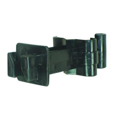 T-Post - 3 in. Polywire/Wire Extension Insulator - Black