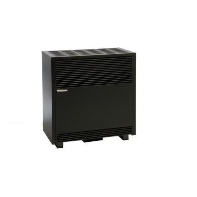50,000 BTU/Hr Enclosed Front Console Propane Gas Room Heater