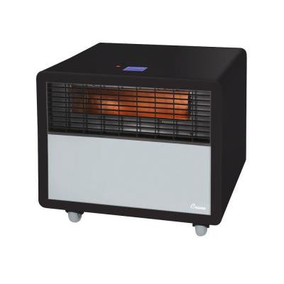 1,500-Watt Infrared Smart Heater - Black