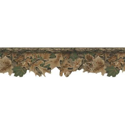 6.75 in. Realtree Camouflage Border