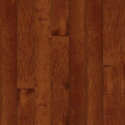 Maple Cherry 3/4 in. Thick x 2-1/4 in. Wide x Random Length Solid Hardwood Flooring (20 sq. ft./case)