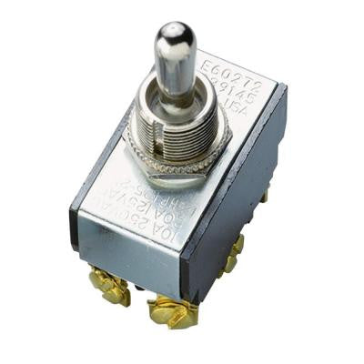20-Amp Double-Pole Toggle Switch