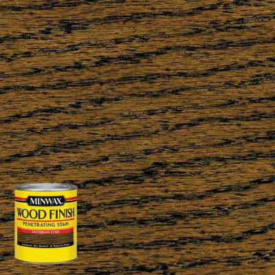 8 oz. Wood Finish Jacobean Oil-Based Interior Stain