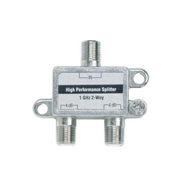2-Way 5 MHz - 1 GHz High-Performance Cable Splitter