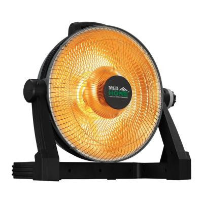 800-Watt Radiant Infrared Electric Portable Heater