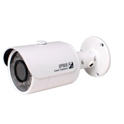 Wired 1.3 Megapixel HD Network Small IR-Bullet Indoor/Outdoor Camera