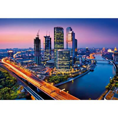 100 in. x 144 in. Moscow Twilight Wall Mural