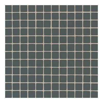 Maracas Evergreen 12 in. x 12 in. x 8 mm Frosted Glass Mesh-Mounted Mosaic Wall Tile