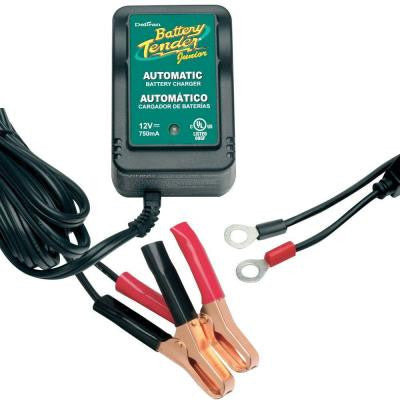 12-Volt Car-To-Car Battery Charger Booster