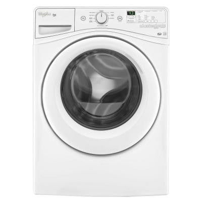 Duet 4.2 cu. ft. High-Efficiency Front Load Washer in White, ENERGY STAR