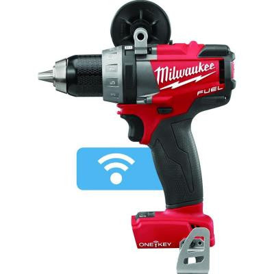 M18 FUEL 18-Volt Lithium-Ion Brushless 1/2 in. Cordless Drill/Driver with ONE-KEY (Tool-Only)
