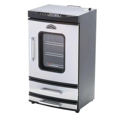 40 in. Electric Smoker with 2 Drawers