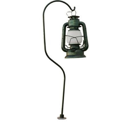 Ayan 1-Light Green Outdoor Pathway Light